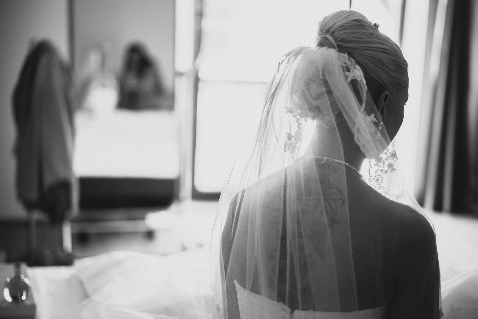 Bridal Secret Fotoshooting Dresden Braut