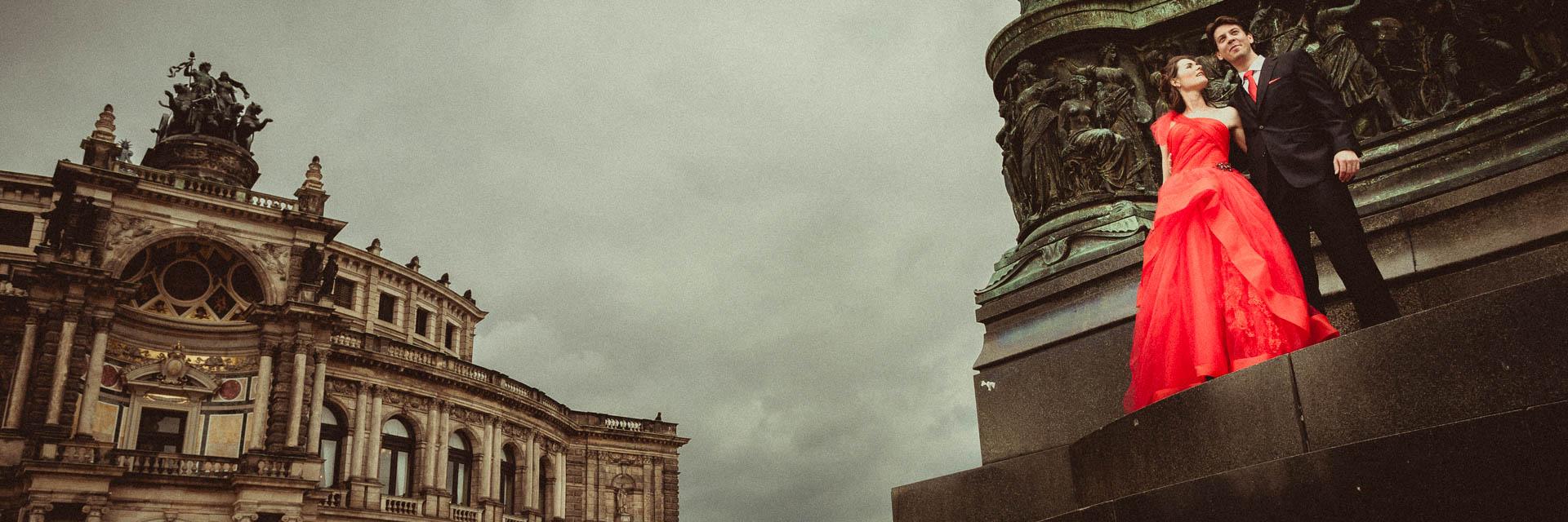 Hichzeitsfotograf Dresden