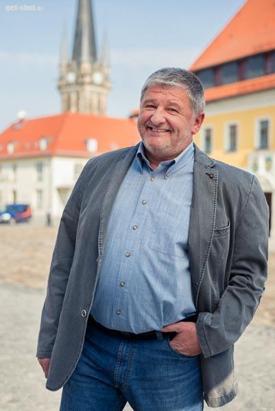 Peter Mühle, Bürgermeister Neustadt i Sachsen