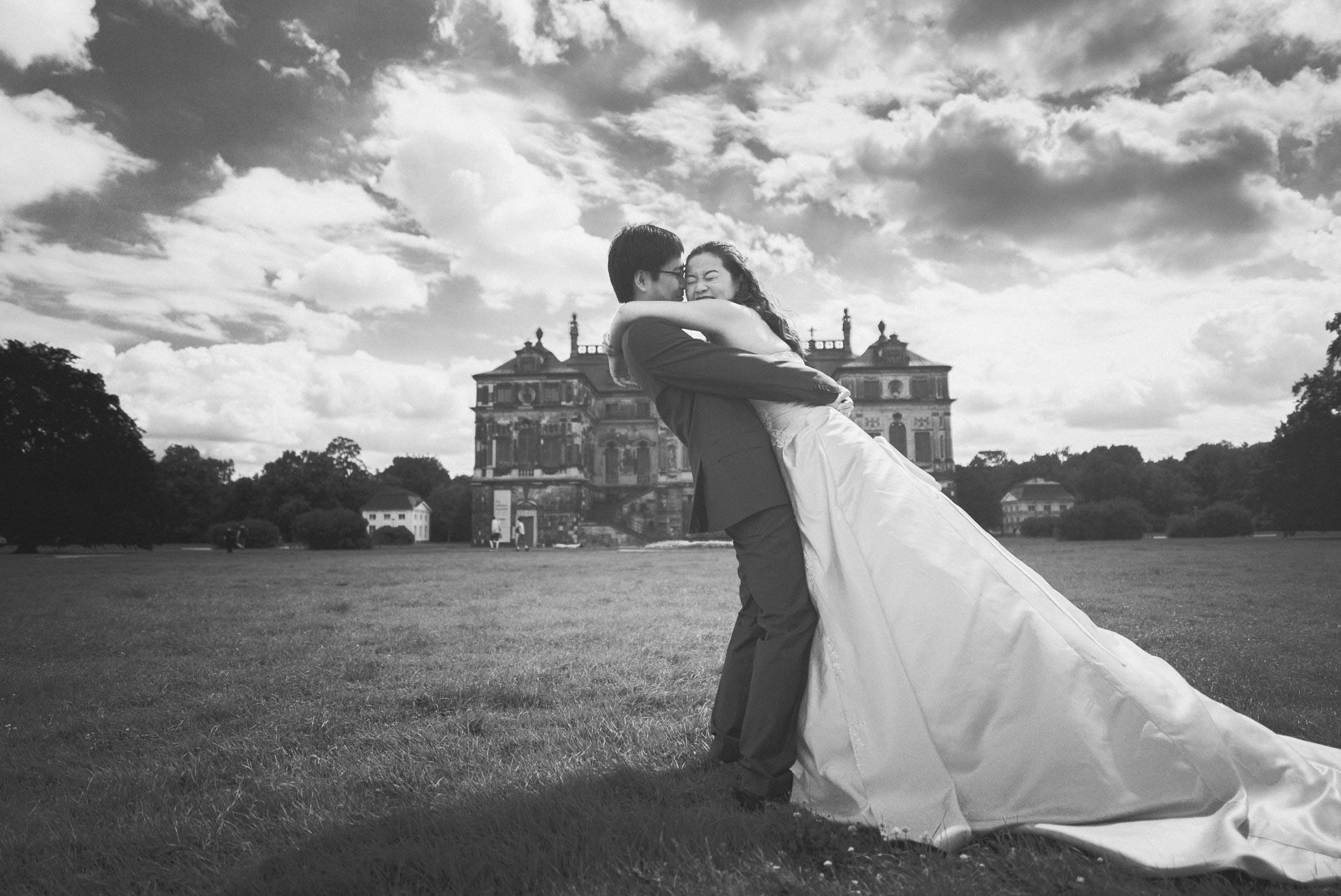 Hochzeitsfotograf Dresden - Hochzeitsfotografie