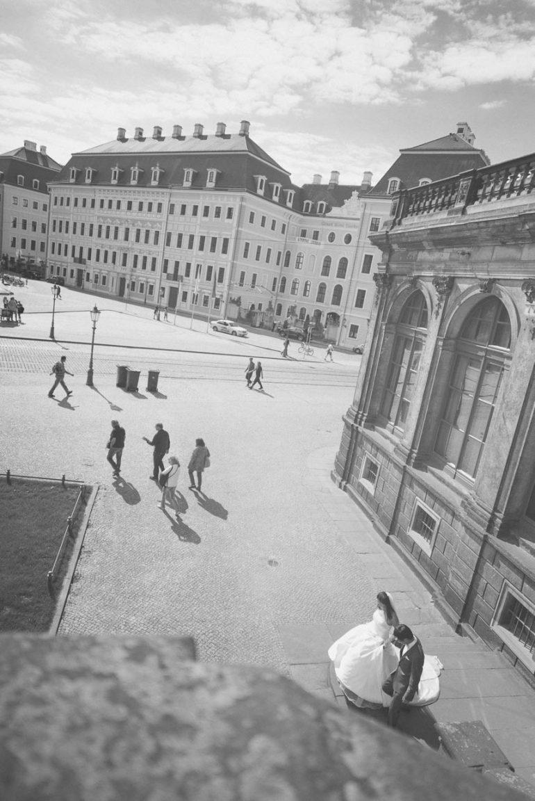 Hochzeitsfotograf Dresden - Altstadt