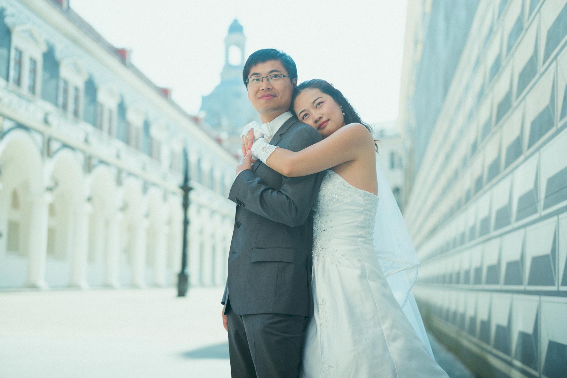 Hochzeitsfotograf Dresden - Hochzeitsfotografie Dresden Schloss