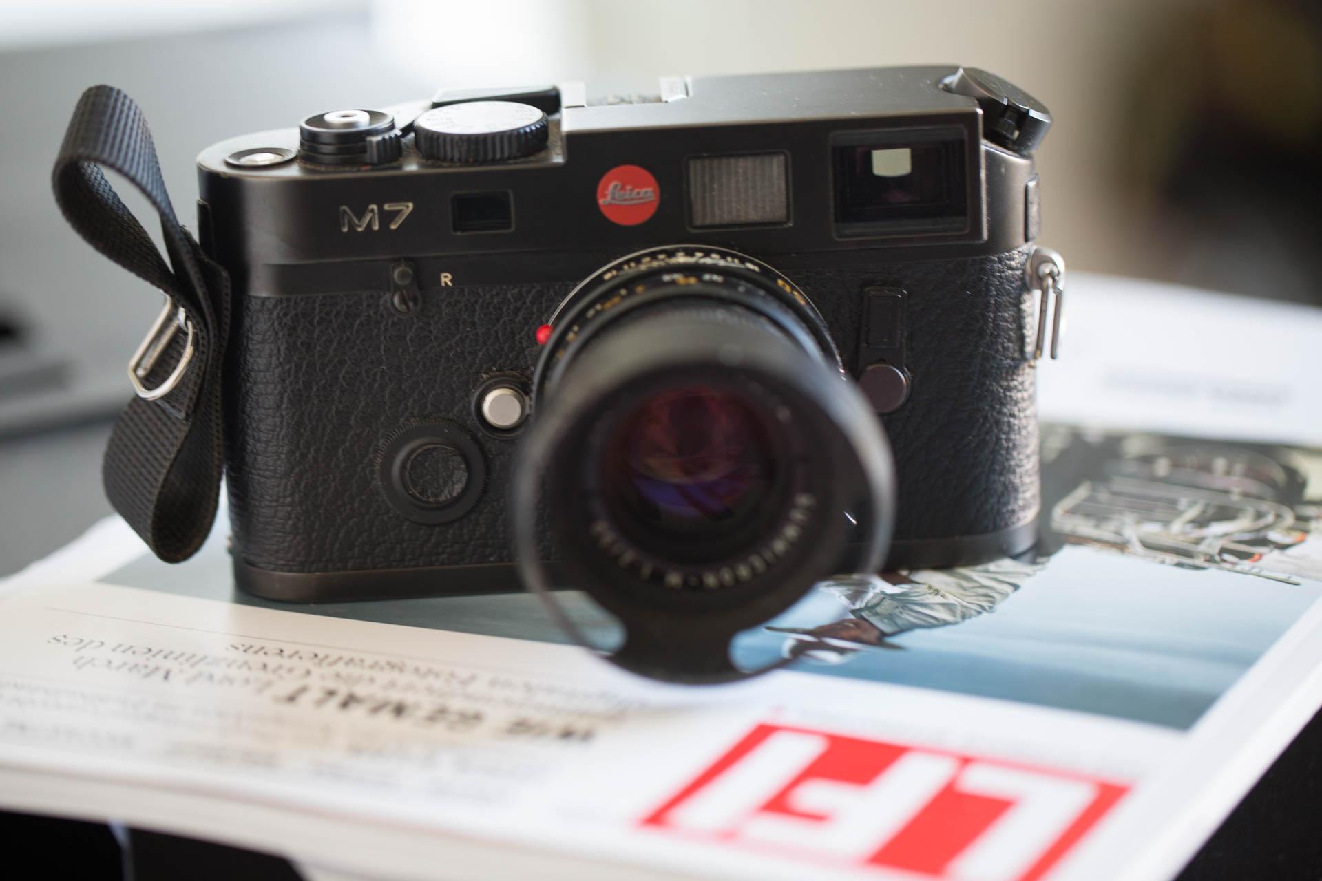 leicafotograf dresden Leica M7