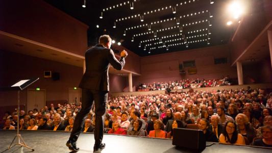 Eventfotografie Staatsoperette Dresden Musical Gentleman