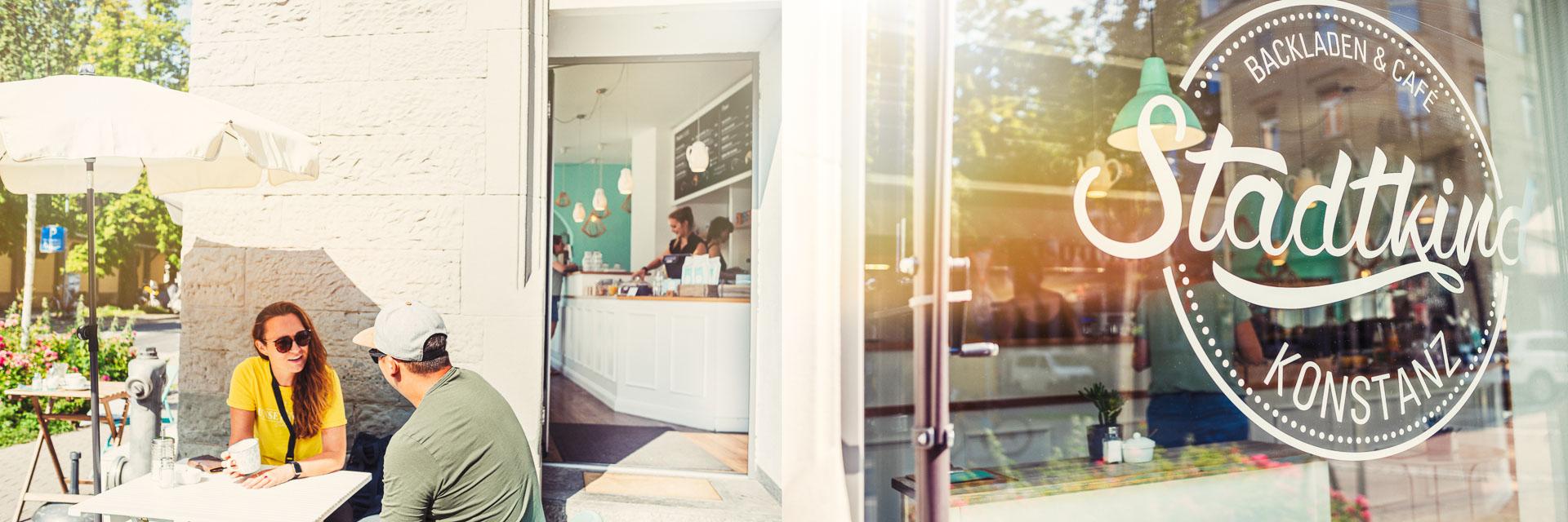 Businessfotograf Cafe